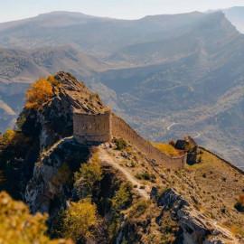 Корпоративный экскурсионный тур - Дагестан: горные вершины, пески и каньоны