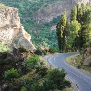 Корпоративный джип-тур по Армении
