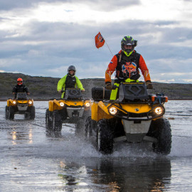 Джип-тур на квадроциклах «Квадро-Арктика»