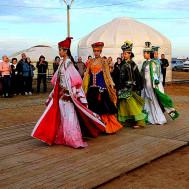 Большой джип-тур «От песков Калмыкии до снегов Эльбруса»