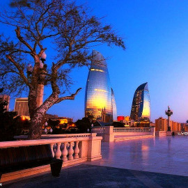 Экскурсионный тур выходного дня по Азербайджану «Бакинские выходные»