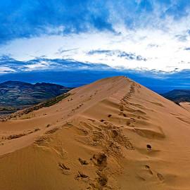Корпоративный тур «Оазис горной пустыни.»