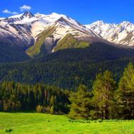 Джип-тур «Не теряй высоты»: Архыз - Теберда - Домбай