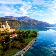 Экскурсионный тур по Грузии и Армении «Путешествие в сказку»